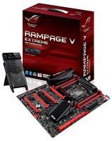 ASUS ROG Rampage V Extreme es un sueño hecho realidad para los gamers