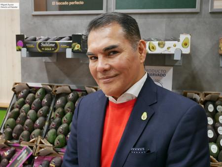 """Al habla con Xavier Equihua, Mr. Aguacate: """"Somos el Kim Kardashian del mundo de la fruta, no hay otro producto así"""""""