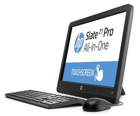 HP presenta Slate 21 Pro un All-in-One con Android