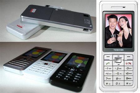Toshiba TS30, otro móvil ultradelgado