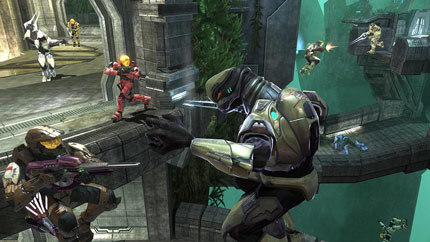 Galería de imágenes de 'Halo 3'