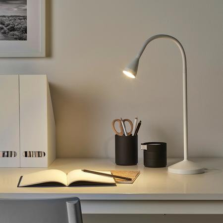 Lámpara de escritorio barata