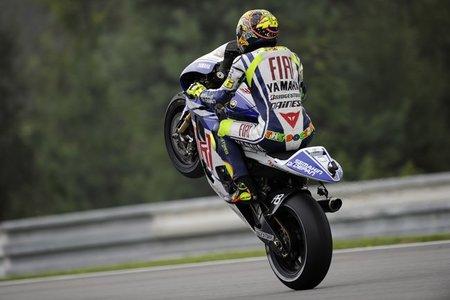 Siete años de triunfos para Valentino y Yamaha