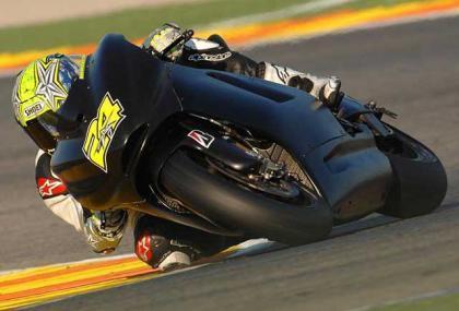Toni Elías, encantado con el cambio a Ducati