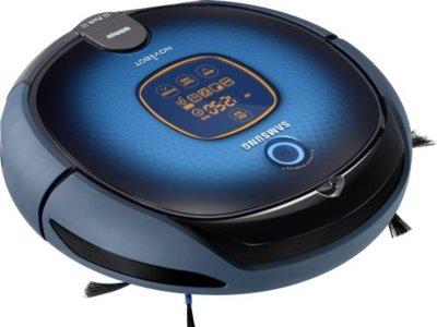 Samsung NaviBot es el robot de limpieza que competirá con la famosa Roomba
