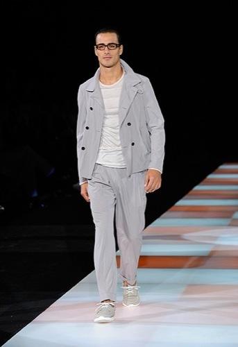 Emporio Armani, Primavera-Verano 2010 en la Semana de la Moda de Milán IV