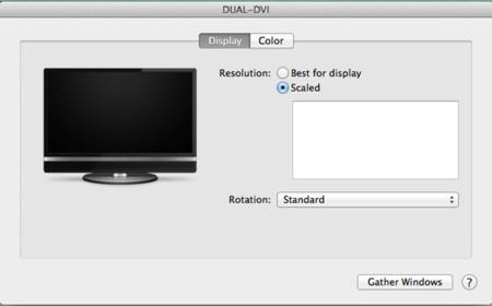 OS X 10.9.2 está provocando problemas con el uso de pantallas externas y la función AirPlay