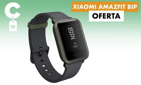 Este reloj inteligente de Xiaomi con GPS tiene una batería bestial y hoy cuesta sólo 39,99 euros en las rebajas de El Corte Inglés
