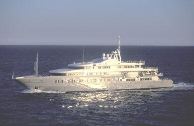 Yacht charters: alquiler de yates de lujo