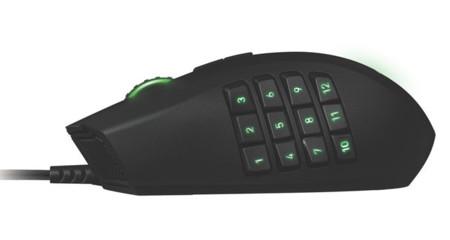 Razer actualiza el Naga, y añade un modelo para zurdos