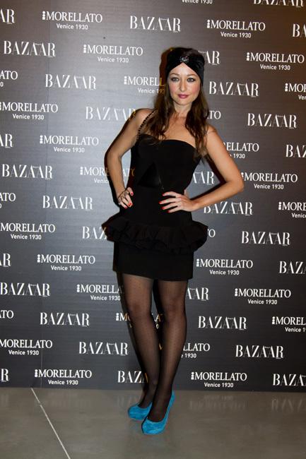 Foto de Famosos en la fiesta segundo aniversario Harper's Bazaar (19/24)