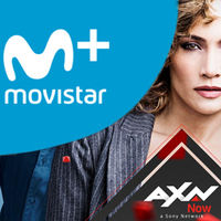 Movistar+ incluye AXN Now, TNT, TCM y series excusivas