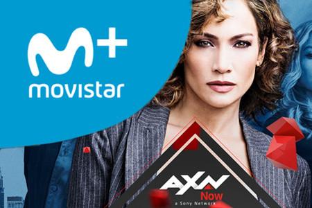 Movistar+ incluye AXN Now, TNT, TCM y series excusivas