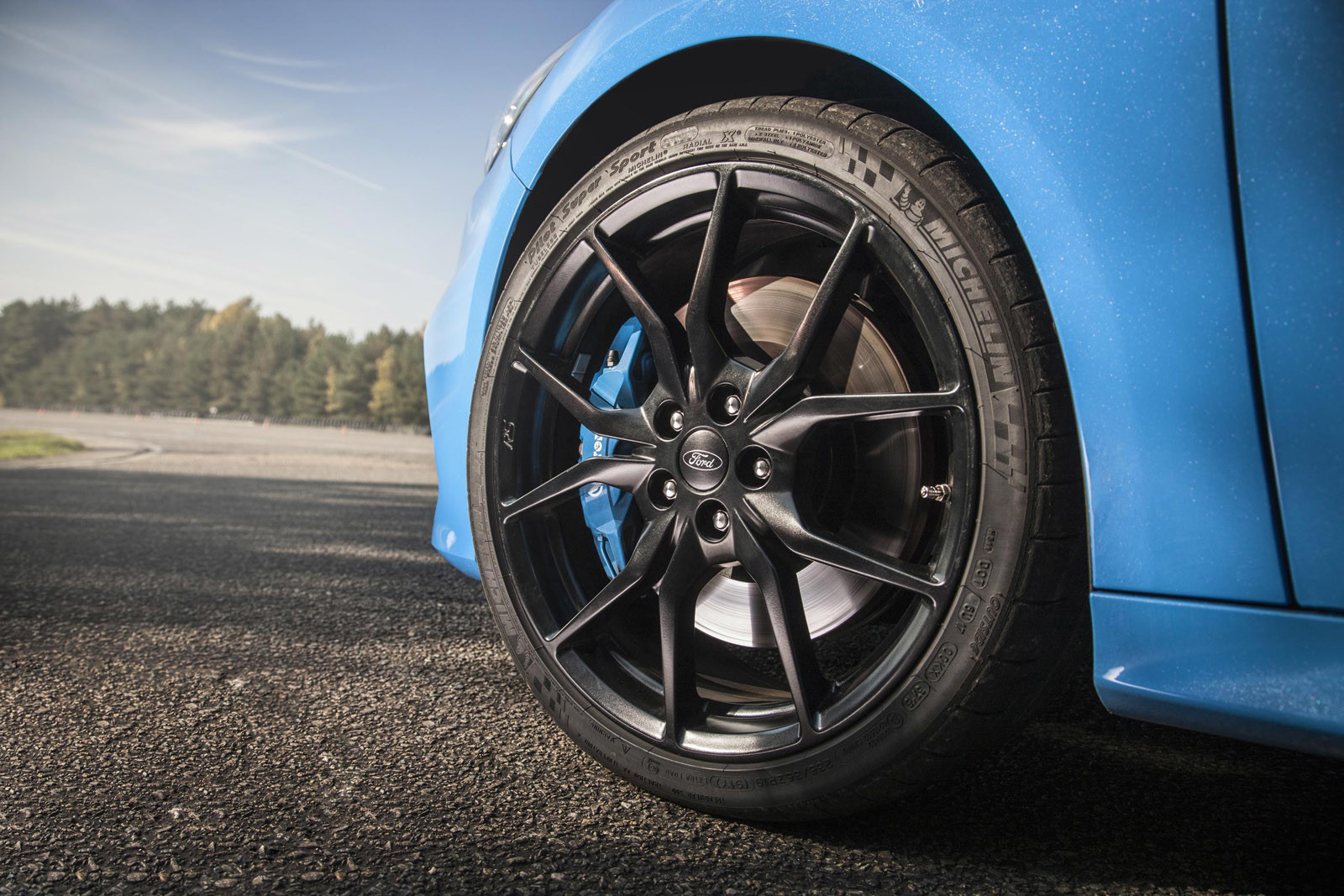 Foto de Ford Focus RS Performance Pack (prueba) (19/23)