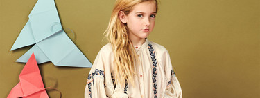 Esta es la nueva colección de vestidos de Zara Kids por menos de 25,95 euros que vas a querer añadir en tu armario este verano