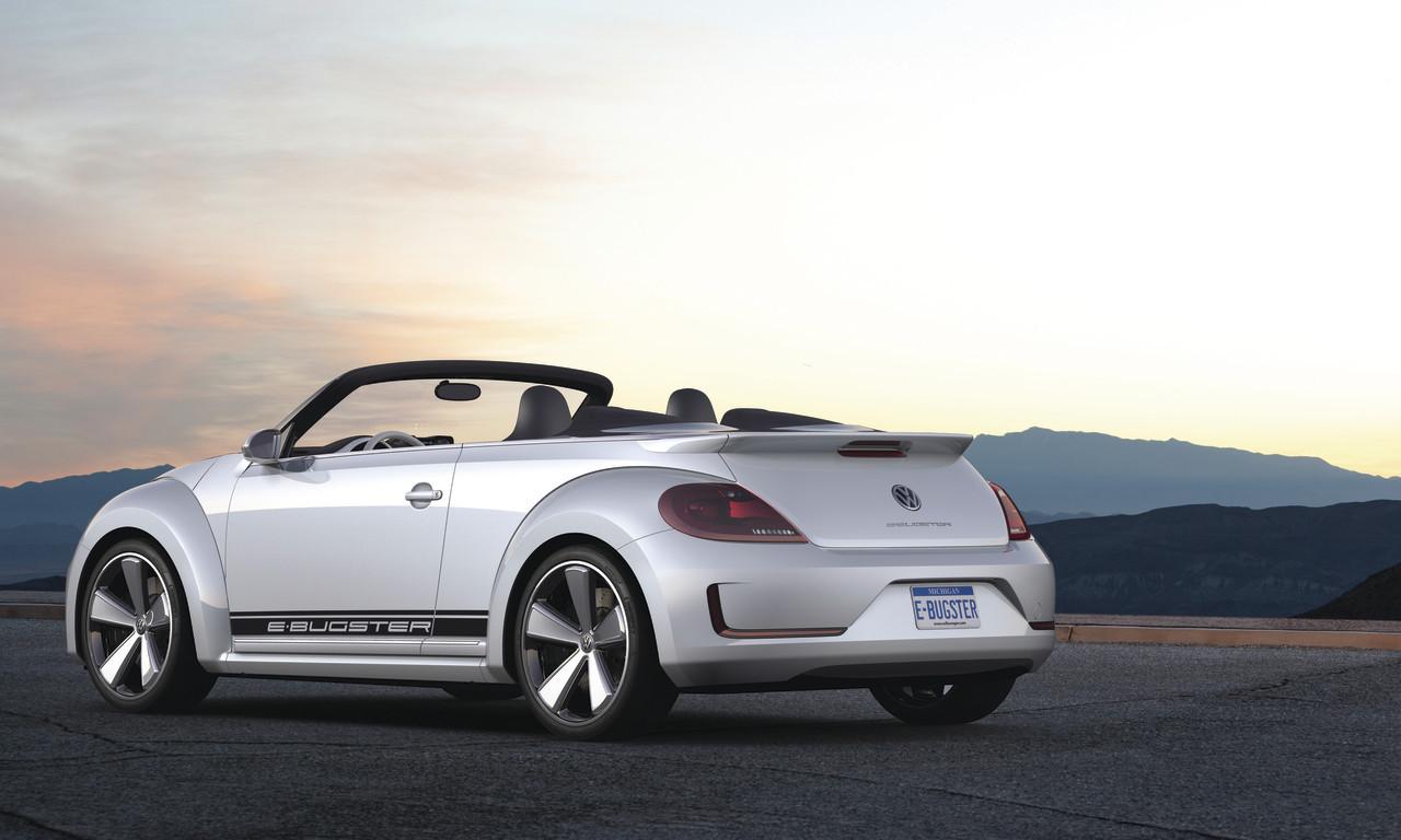 Foto de Volkswagen E-Bugster (6/13)