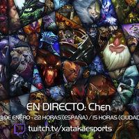 """Chen en directo con la sección """"Dota 2 de la A a la Z"""" a las 22:00 horas (las 15:00 horas en Ciudad de México) [Finalizado]"""