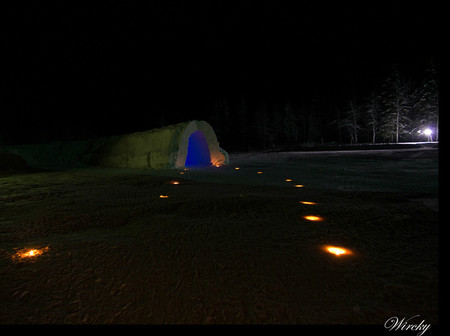 Compañeros de Ruta: de Nuremberg a Pekín haciendo noche en un iglú