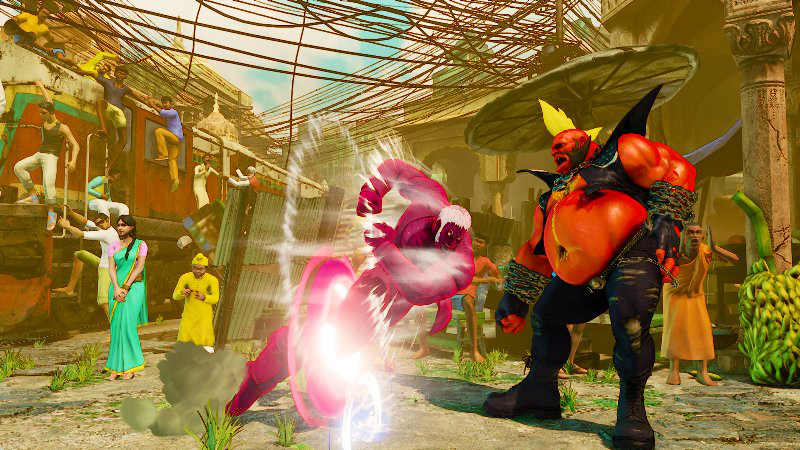 Foto de Street Fighter V (6/12)