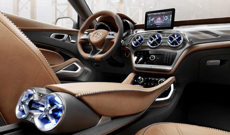 Foto de Mercedes-Benz GLA Concept (11/12)