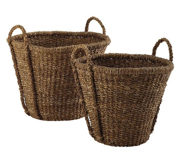 cestos fibras