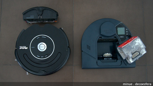 Comparativa Neato Roomba - 2