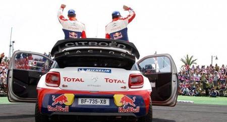 La semana después del Rally. El emperador Sébastien Loeb