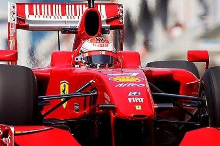 Ferrari estrena suspensión delantera en el F60