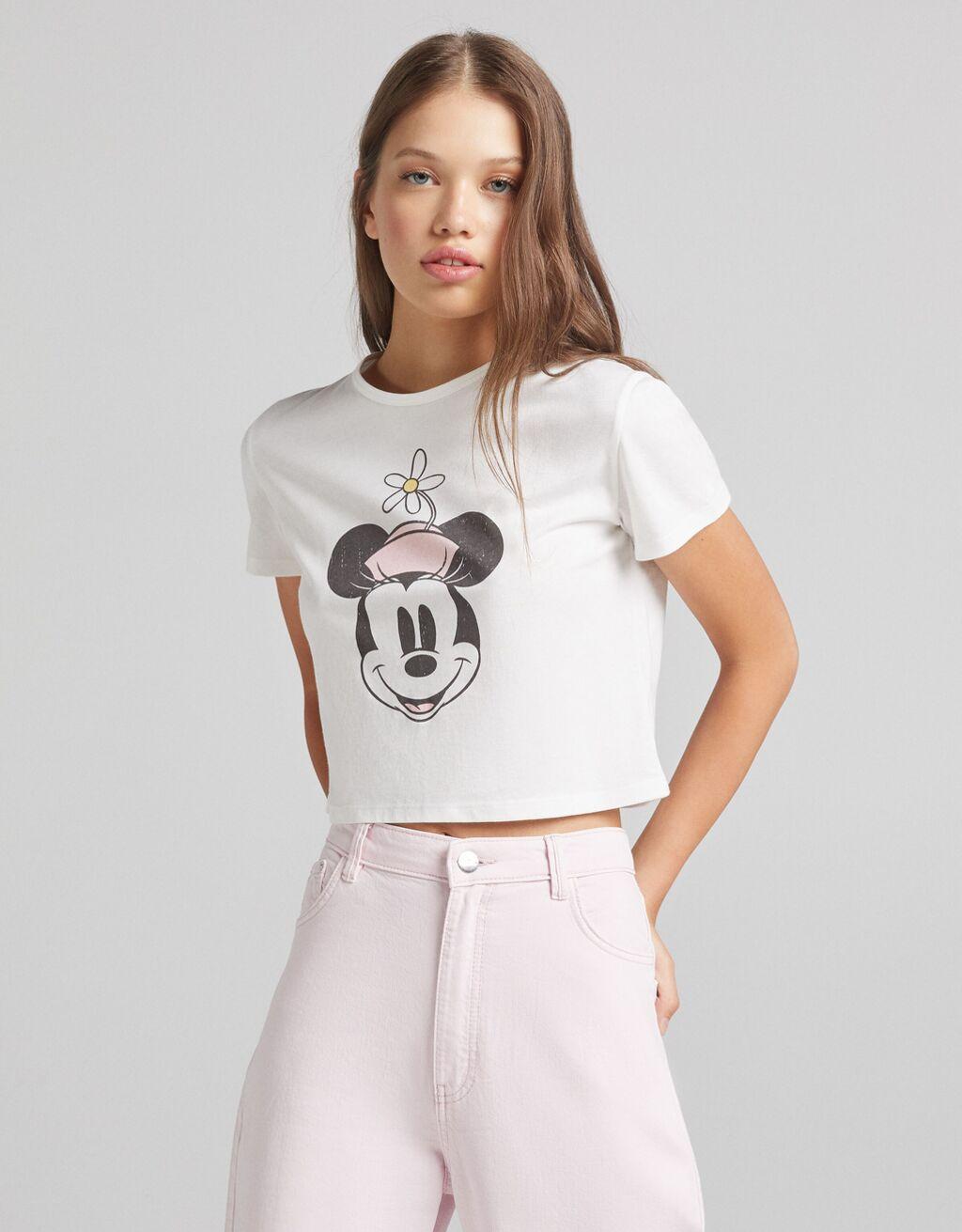 Camiseta manga corta Mickey