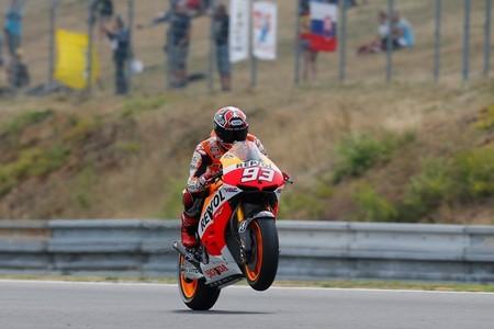 MotoGP República Checa 2013: Marc Márquez se impone en una animada carrera de MotoGP