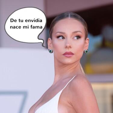 ¿Qué se ha operado Ester Expósito? Ella misma nos saca de dudas