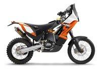 La KTM 450 Rally del Dakar 2011, ya a la venta