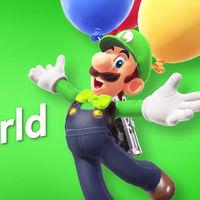 Super Mario Odyssey recibirá una actualización gratuita en febrero: Luigi entra en escena con un nuevo modo competitivo