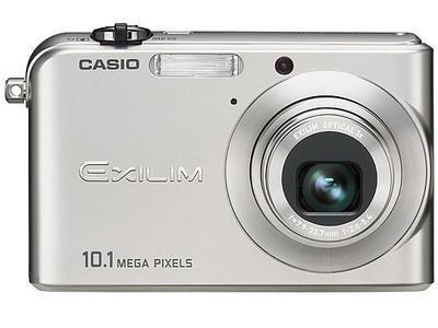 Exilim EX-Z1000, con 10 megapíxeles y compacta