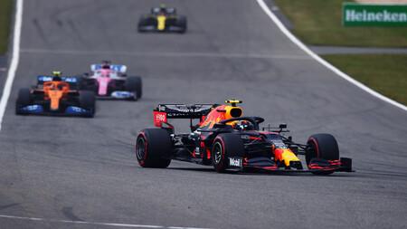 Albon Nurburgring F1 2020