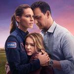 'Away' cancelada: la odisea espacial protagonizada por Hilary Swank en Netflix se queda en una única temporada