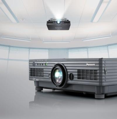 Nuevos proyectores DLP de Panasonic