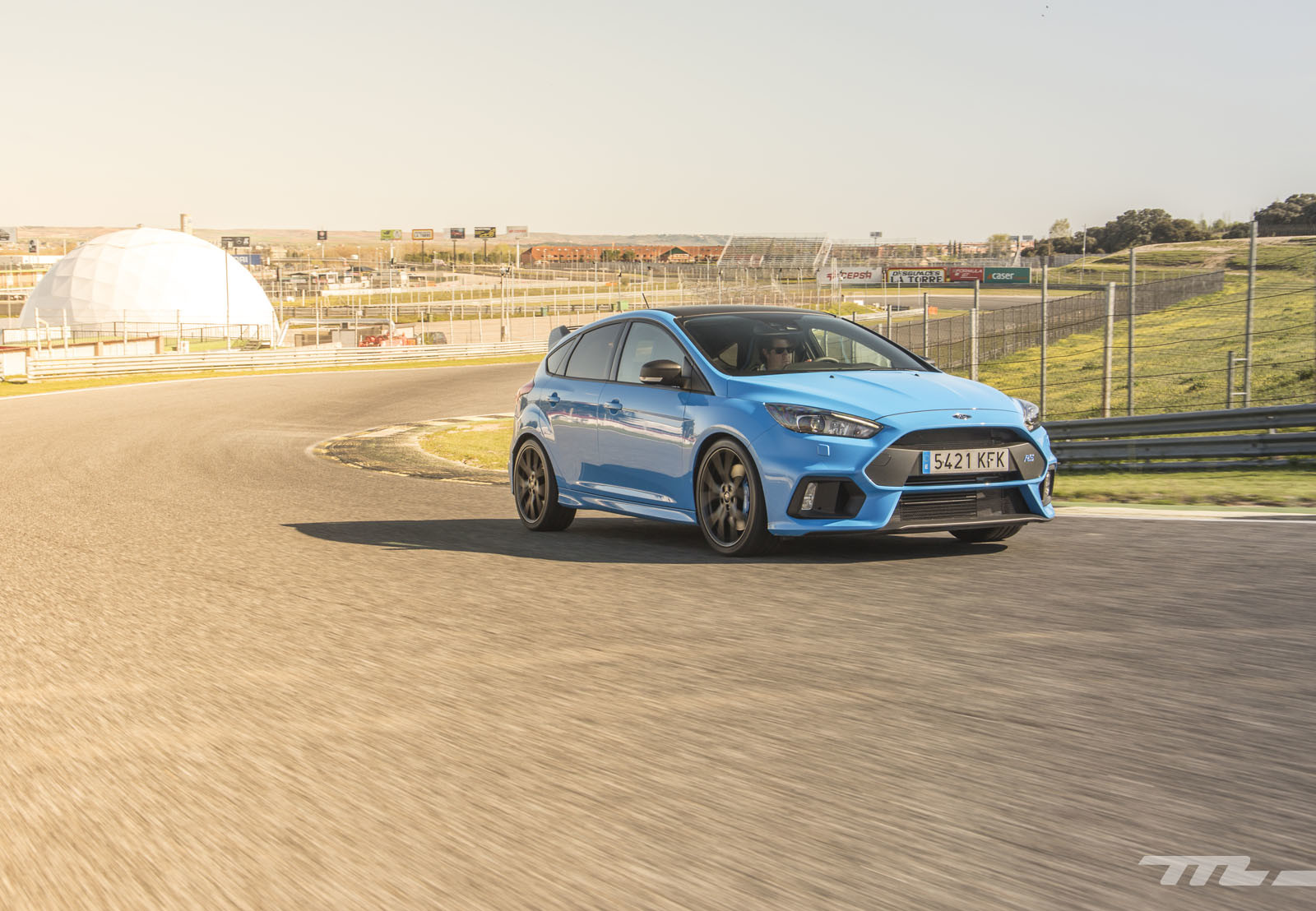 Foto de Ford Focus RS Performance Pack (prueba) (10/23)