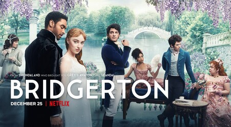 'Los Bridgerton': el debut de Shonda Rhimes en Netflix es un culebrón de primera en clave de Jane Austen