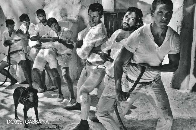 Foto de Campaña Dolce & Gabbana Privamera-Verano 2011 (5/9)