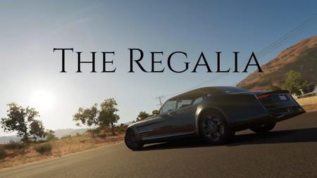 El Regalia de Final Fantasy XV se sumará gratuitamente a los coches de Forza Horizon 3