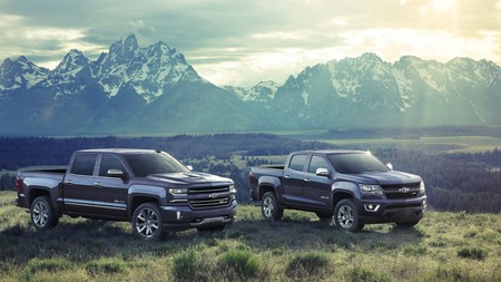 Centennial Edition Silverado And Colorado 02