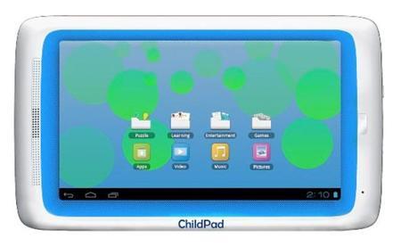 ChildPad, un tablet para niños