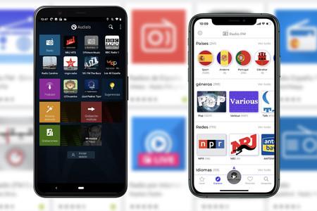 Las mejores aplicaciones para escuchar la radio desde el móvil