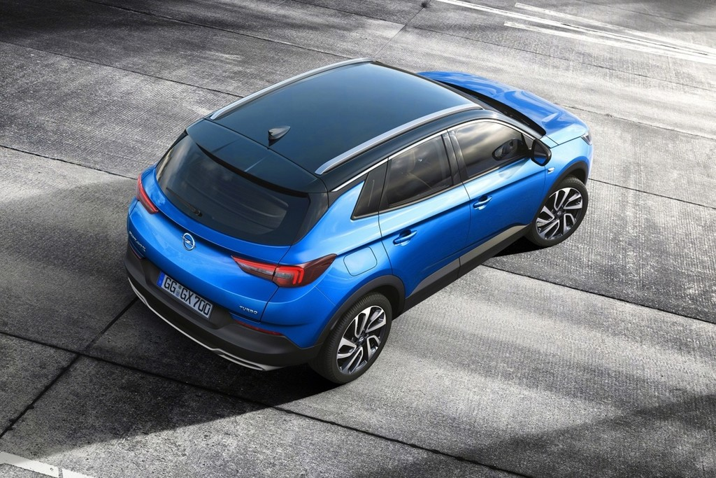 Opel Grandland X 110