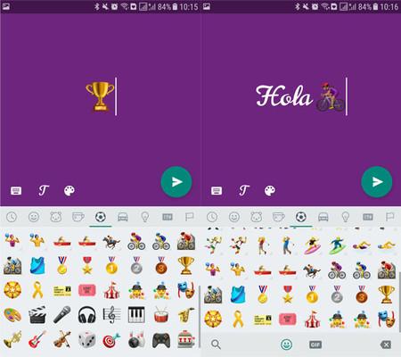 Así Puedes Crear Estados De Texto Con Colores En Whatsapp