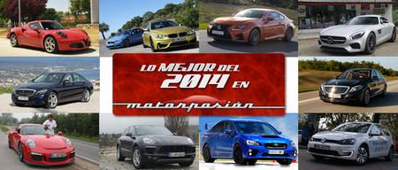 Mejor toma de contacto: Lo mejor de 2014 en Motorpasión
