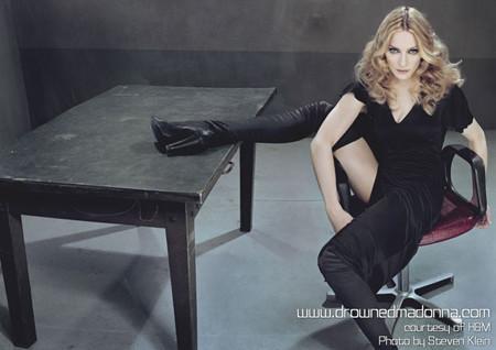 Madonna H&M e