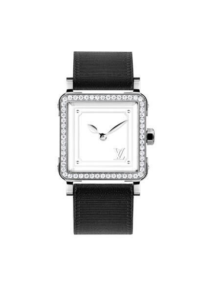 El nuevo reloj Emprise de Louis Vuitton nos recuerda que el estilo es algo atemporal