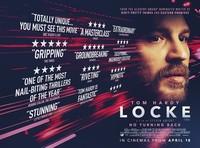 'Locke', tráiler y cartel de la película con Tom Hardy